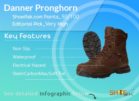 Superb in 2019? Danner Pronghorn Hunting Boots Review