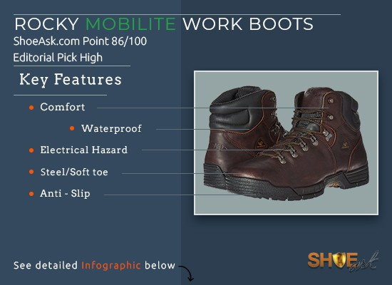 Best in Class? Rocky Mobilite Work Boots Review 2018