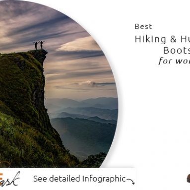 5 Best Hiking & Hunting Boots [wearable at work]