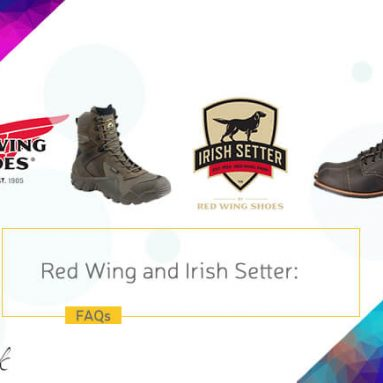 Red Wing and Irish Setter: FAQs