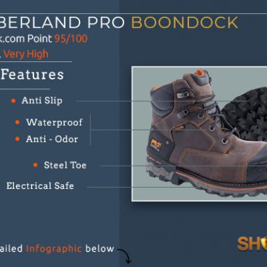 Timberland Pro Boondock Work Boots: 2018 Review