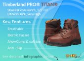 Timberland PRO® TiTAN® Boots & Shoes Review