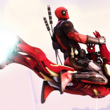 Kill Stress Like Deadpool and Increase Productivity (maybe, money is what I mean)