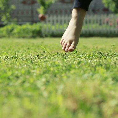 Should You REALLY Go Barefoot from Time to Time?